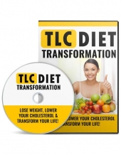 TLC Diet Transformation Videos Video with Master Resell Rights