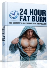 The 24-Hour Fat Burn eBook with private label rights