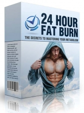 24 - Hour Fat Burn Podcast Audio with Master Resell Rights
