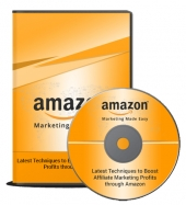 Amazon Marketing Made Easy Video Upgrade Video with Personal Use Rights