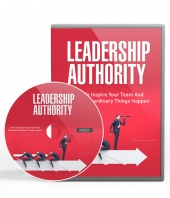 Leadership Authority Gold Video with Master Resell Rights