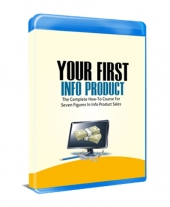 Your First Info Product Video with private label rights