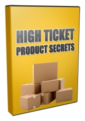 High Ticket Product Secrets Video with Private Label Rights