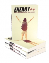 Energy++ eBook with Master Resell Rights