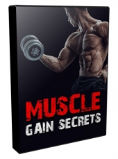 Muscle Gain Secrets Video Upgrade Video with Master Resell Rights