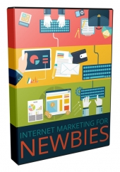 Internet Marketing For Newbies Deluxe Video with Master Resell Rights/Giveaway Rights