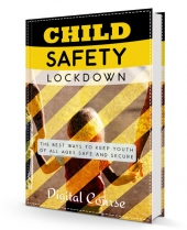 Child Safety Lockdown eBook with private label rights