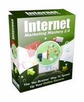 Internet Marketing Mastery V2 Video with Resell Rights Only