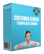 Customer Service Template Guide Gold Article with Personal Use Rights