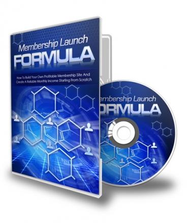 Membership Launch Formula V2