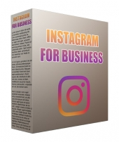 Instagram for Business eBook with Personal Use Rights