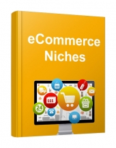 eCommerce Niches eBook with Personal Use Rights
