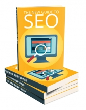The New Guide To SEO eBook with Master Resell Rights