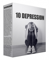 10 Depression PLR Article Bundle Gold Article with private label rights