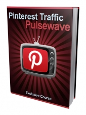 Pinterest Traffic Pulsewave eBook with Master Resell Rights/Giveaway Rights