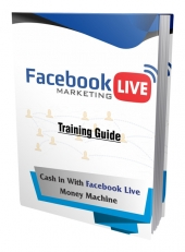 Facebook LIVE Marketing eBook with Personal Use Rights