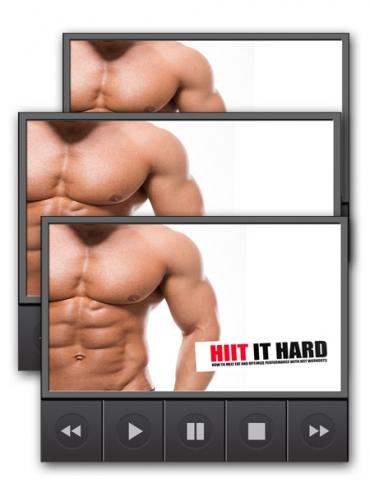 HIIT It Hard Video Upgrade