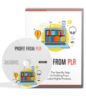 Profit From PLR GOLD Video with Private Label Rights/Master Resell Rights