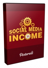 Social Media Income - Pinterest Video with Master Resell Rights