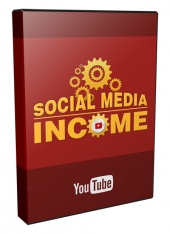 Social Media Income - YouTube Video with Master Resell Rights