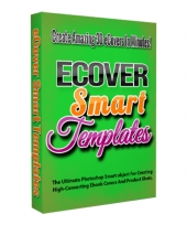 eCover Smart Templates Graphic with private label rights