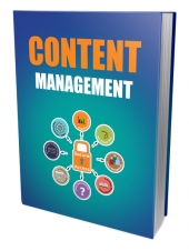 Content Management Systems eBook with Private Label Rights