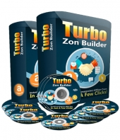 TurboZon Builder Software with Personal Use Rights