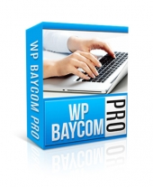WP BayCom Pro Software with Master Resell Rights/Giveaway Rights