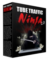Tube Traffic Ninja 2 eBook with Private Label Rights