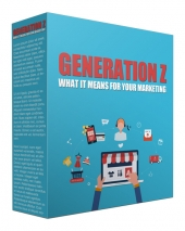 Generation Z And What It Means For Your Marketing Video with Resell Rights/Giveaway Rights