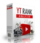 YT Rank Analyzer Software with Private Label Rights/Giveaway Rights