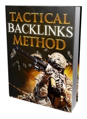 Tactical Backlinks Method eBook with Private Label Rights