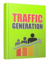 Traffic Generation Tactics eBook with Private Label Rights