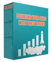 Doubling Your Sales With These Tricks Video with Resell Rights/Giveaway Rights