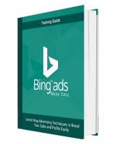 Bing Ads Made Easy eBook with Personal Use Rights
