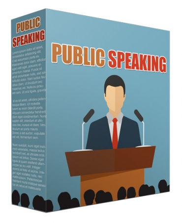 25 Public Speaking PLR Articles 2017