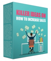 Killer Ideas On How To Increase Sales Using Affiliate Newsletters Video with Resell Rights/Giveaway Rights