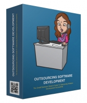 Outsourcing Software Development eBook with private label rights