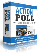 Action Poll Software with private label rights