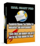 Mail Giant Pro Software with Resell Rights