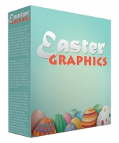 New Easter Graphics Pack Graphic with Private Label Rights