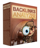 Backlinks Analyzer Software Software with Private Label Rights/Giveaway Rights