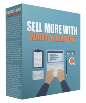Sell More With These Content Writing Tips Video with Resell Rights/Giveaway Rights