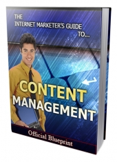 Content Management 2017 and Beyond eBook with Private Label Rights/Giveaway Rights