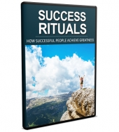 Success Rituals Video Upgrade Video with Master Resell Rights/Giveaway Rights