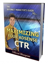 Maximize Your AdSense CTR eBook with Private Label Rights