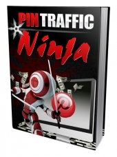 Pin Traffic Ninja 2.0 eBook with Private Label Rights