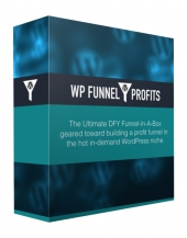 WP Funnel Profit Video with Personal Use Rights