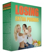 25 Losing Extra Pounds Articles Gold Article with private label rights