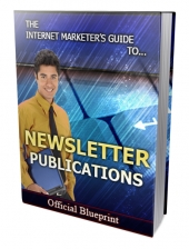 Newsletter Publication eBook with Private Label Rights
